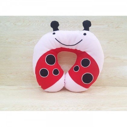 Electric Massager Pillow Vibration Massage Machine Comfy Plush U Shaped Pillow Neck Support for office home travel use