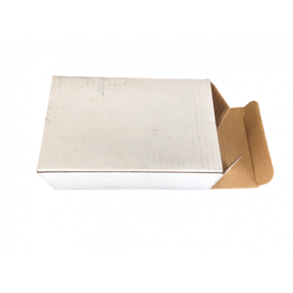 READY STOCK!!! White Paper Box Artcard Standard Nice Box Packaging Box Small Size to Big size